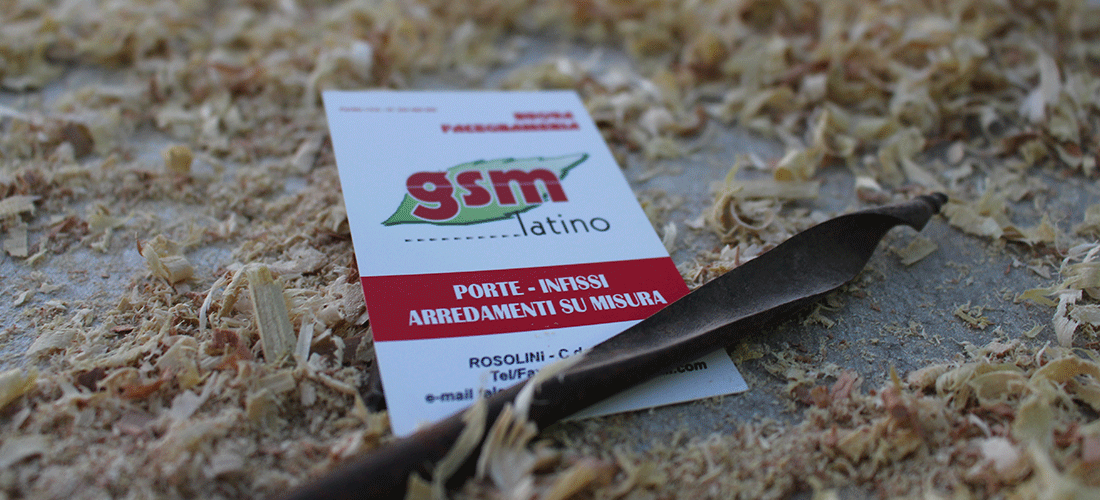 Falegnameria Latino