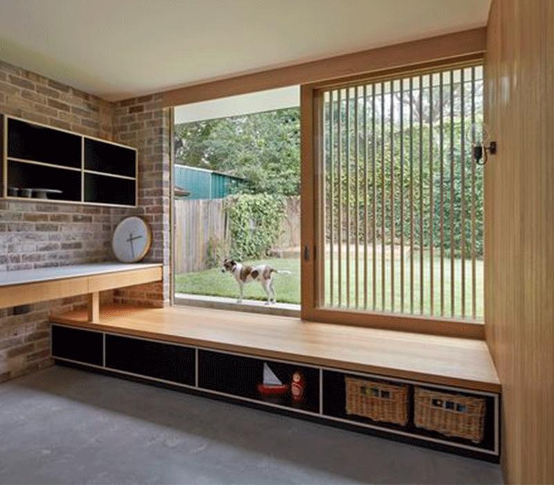 La finestra che diventa un angolo rilassante - Finestra a bovindo ...